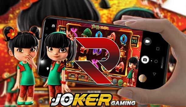 Login Joker123 - rSlot.net